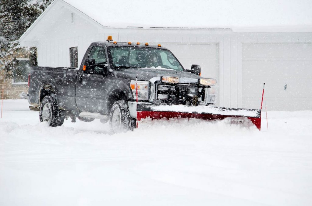 Snow removal, snow plowing, landscaping, yard work, snow removal, maine, portland maine