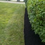 Photo of manicured lawn, mulching and hedges in Falmouth